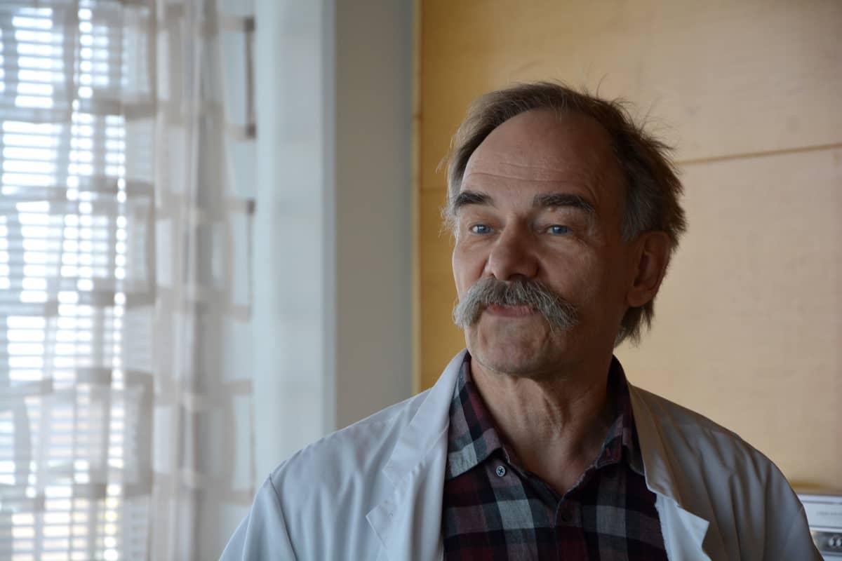 professori Seppo Soinila