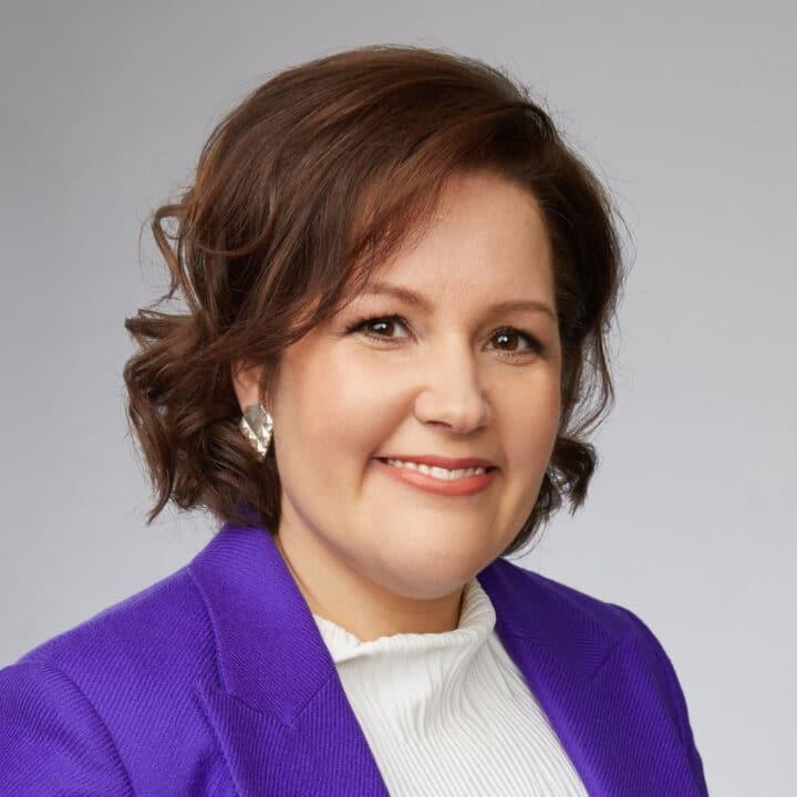 Jenni Pajusesta Aivosäätiön toimitusjohtaja